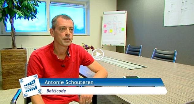 Balticode op RTL7: thema apps image