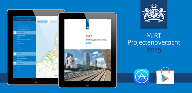 iPad app voor Rijksoverheid