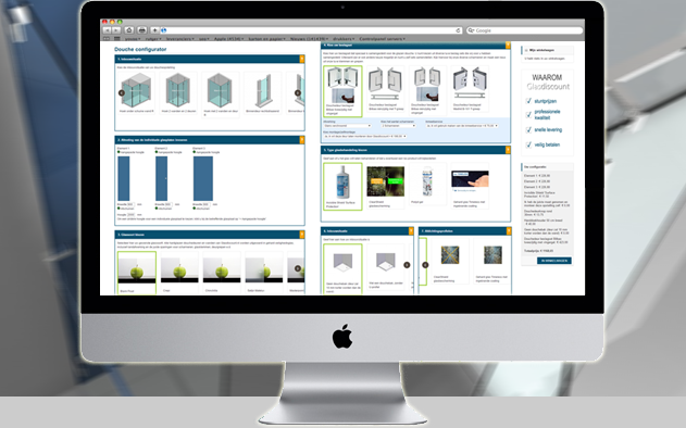 Product configurator Magento image