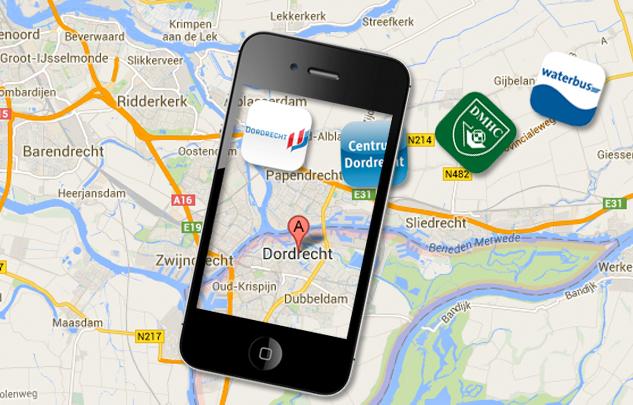 De beste apps over Dordrecht image