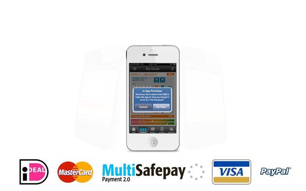 In-app betalingen, de mogelijkheden image