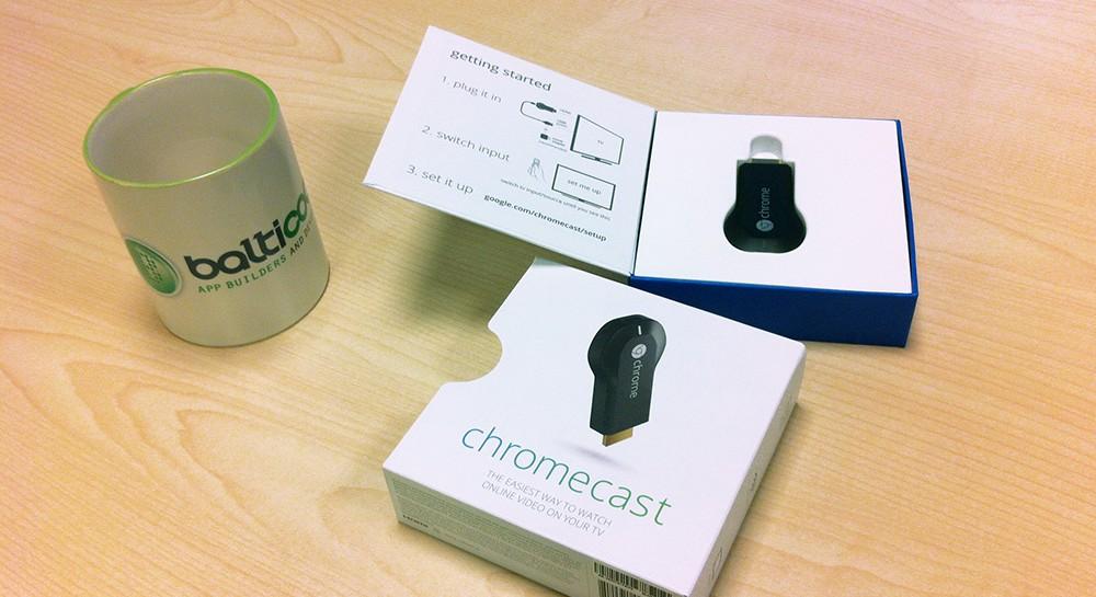 Apps voor Chromecast image