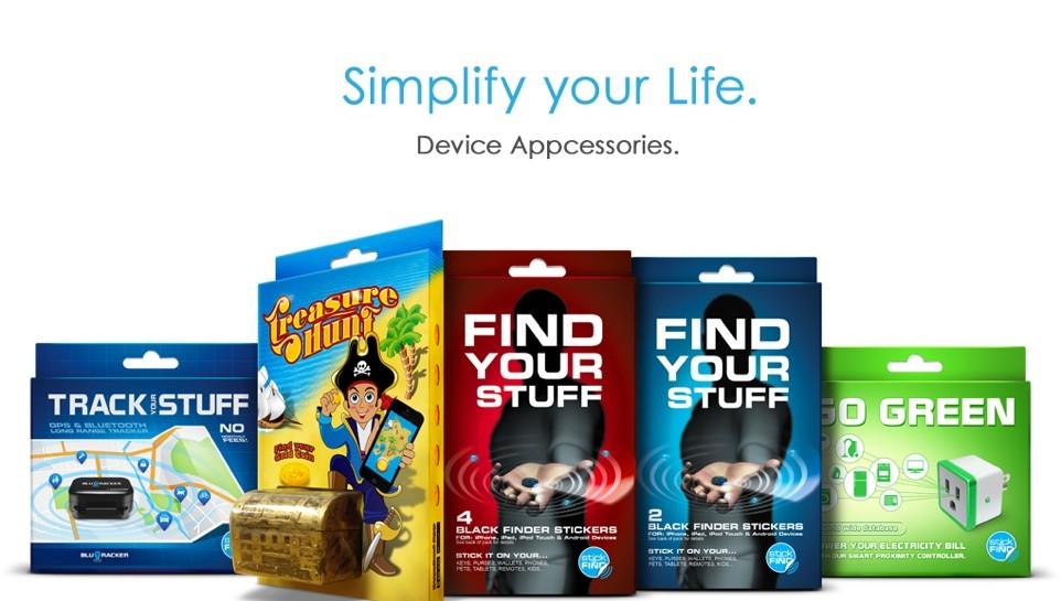 Spullen terugvinden met app en iBeacon technology image