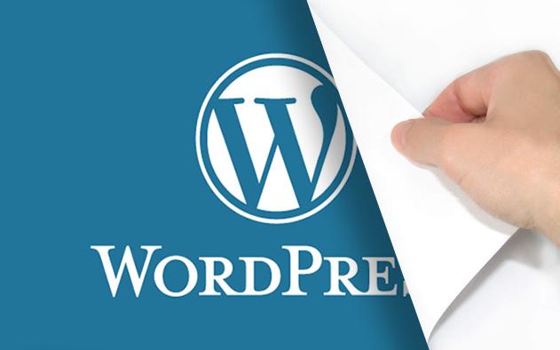 WordPress updaten image