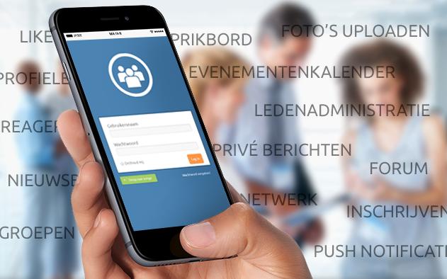 Community app image